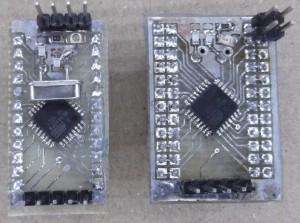 Arduino Nano as an ISP Programmer Martyn Currey